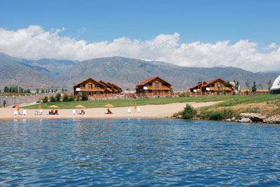 В иссик куль туризм в кыргызстане