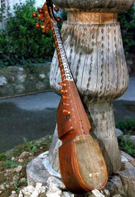 Народная музыка таджикистан а богата