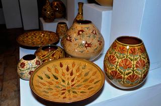 истории керамики Узбекистана, Ташкента