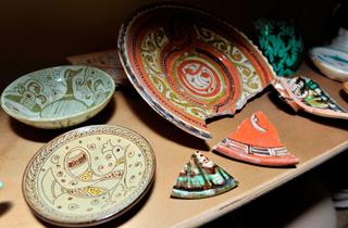 Ташкентская школа керамики – «Усто-Шогирд», гончарное искусство, гончарные изделия
