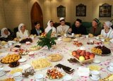 Uzbek cuisine and features of the national party. - Uzbek national cuisine