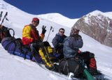 Climbing expeditions to highest peaks of Central Asia - Lenin Peak 7134 m